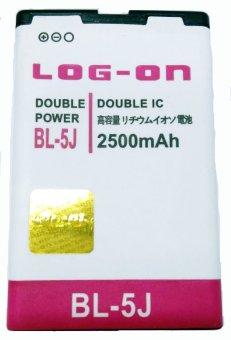 Log On Battery For Nokia BL-5J terpercaya