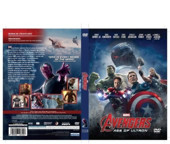 DVD Avengers : Age of Ultron