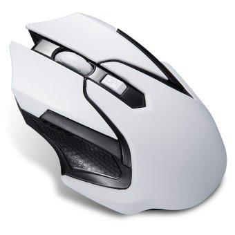 2.4GHz Wireless Gaming Mouse USB Receiver Pro Gamer For PC Laptop Desktop Black - Intl