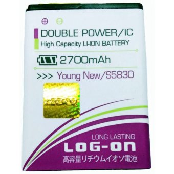 Log On Battery Samsung Galaxy Young New/Galaxy Ace 1 terpercaya