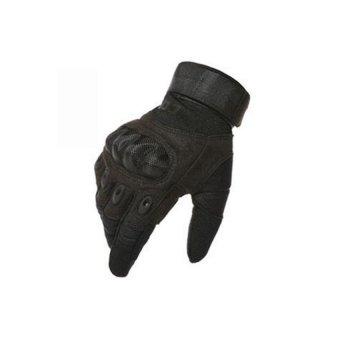 HKS 1 Pair Set Gloves Black - Intl