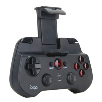 iPEGA GC9017S Wireless Bluetooth Game Controller for iPhone Android Tablet PC Black (Intl)
