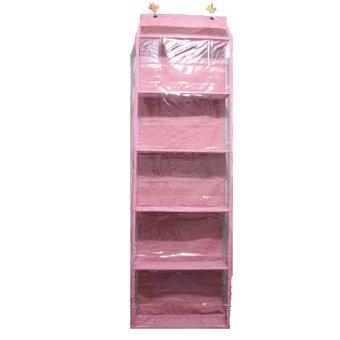 Kayla Org Hanging Bag Organizer Zipper Pink Harga Murah   image 654453 1 product