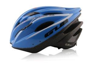 Rainbow Super Light Bicycle Bike Helmet, Integrally-molded Adult Cycling Helmet for Woman Men casco bicicleta 57-62cm 275g GUB K70-Black