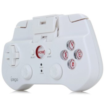 iPega Bluetooth Wireless Game Pad Controller for iOS / Android Phone PC Games PG 9017S (White) (Intl)