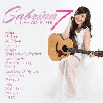 Universal Music Indonesia Sabrina - I Love Acoustic 7