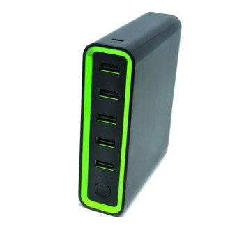 Jual Hame H18 Power Bank 5 Output 20000mAh - H18 - Hitam Harga Termurah Rp 699999. Beli Sekarang dan Dapatkan Diskonnya.