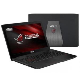 Jual ASUS ROG G551VW-6700HQ - RAM 8GB - i7-6700HQ - GTX960M-4GB - 15.6 - Win10 - Hitam(Black)