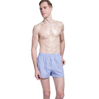 EOZY Fashion Summer Beach Men Casual Pants Shorts Stylish Male Outdoor Yoga Fitness Running Sports Shorts (Purple) - INTL
