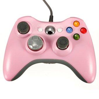 S & F USB Wired Gamepad Controller Joystick for Microsoft Xbox 360 & Slim PC Windows 7 - Intl