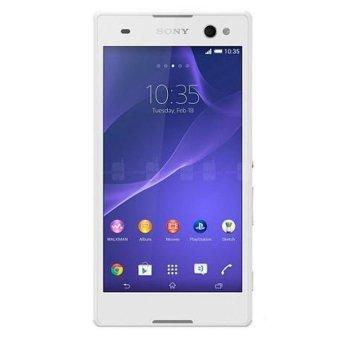 Sony Xperia C3 Dual Resmi - 8 GB - White
