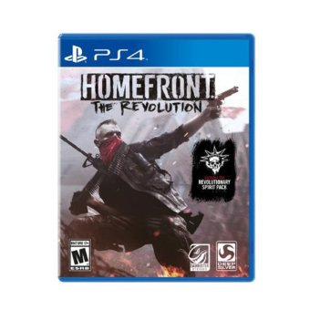 Sony Homefront: The Revolution PS4