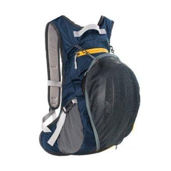 dda905cb07 15L Naturehike Outdoor Backpack Climbing Backpack Sport Bag Camping Backpack  Blue (Intl)