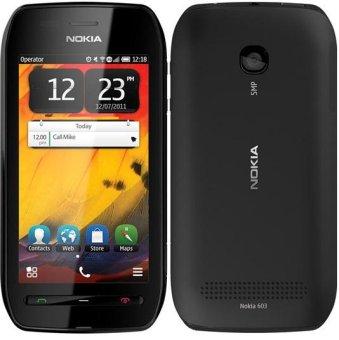 Nokia 603 - Hitam