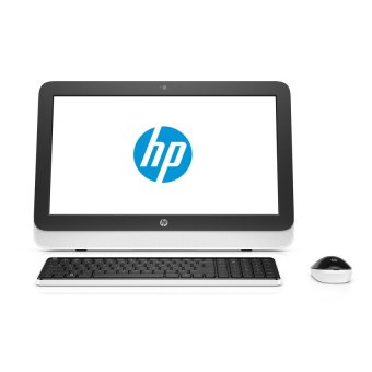 HP 20-R123L All in One PC - Intel Pentium G3260T - RAM 2GB - 20