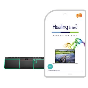 HealingShield Lenovo Thinkpad Edge E435 Palmrest / Touchpad Surface Protector Skin 2pcs