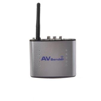 Souesa Vktech 150m 2.4g 2.4ghz Wireless AA Sender Transmitter Receiver Pat-330
