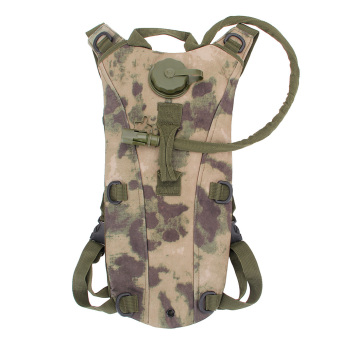 New 3L Hydration Pack Water Backpack Rucksack Bladder Bag Cycling Hiking Camping - Intl