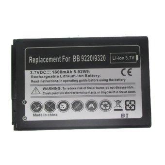 Universal Baterai Blackberry Curve 9220 9230 9320 (OEM) - Black terpercaya