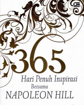Kepustakaan Populer Gramedia (KPG) 365 Hari Penuh Inspirasi Bersama Napoleon Hill