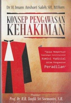 Books - Konsep Pengawasan Kehakiman