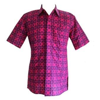 harga Batik Pria Casual 9 Lazada.co.id