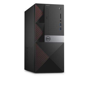 Dell Vostro 3650 MT - Intel Pentium G4400 - 2GB RAM - 500GB HDD - 18,5