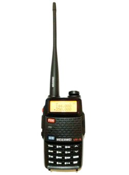 Weierwei Handy Talky UV-9 Triband