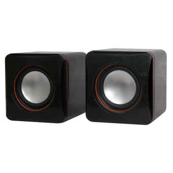 K-One Speaker USB K100 - Hitam