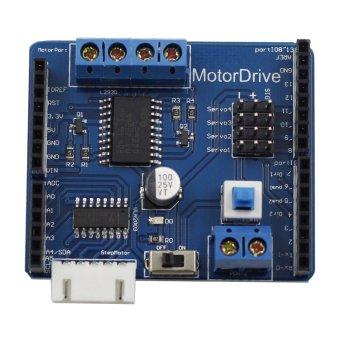 Motor Driver Shield (Intl)