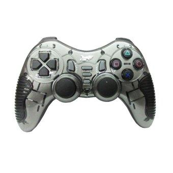 K-one GamePad Wireless Turbo 2.4G 5in1 Extreme High Quality - Abu-abu