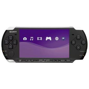 Sony PSP 3000 - Hitam + Memory - 16 GB