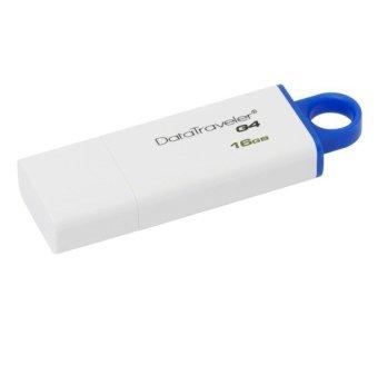 Kingston Data Traveler Generation 4 (DTIG4) - 16GB - Biru