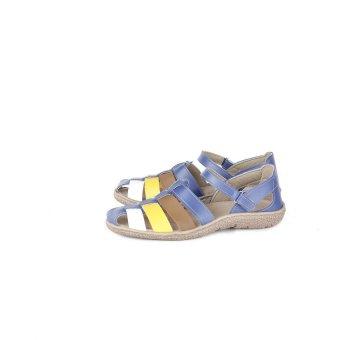 harga Lagenza Casual Sepatu Sandal Trendy Wanita Lgr 408 [Biru Kombinasi] Lazada.co.id