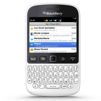 BlackBerry 9720 Samoa - 512 MB - Putih