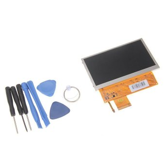 Generic LCD Display Viewer Monitor Screen for PSP 1000 1001 Series 4.4 inch + Tools - Intl