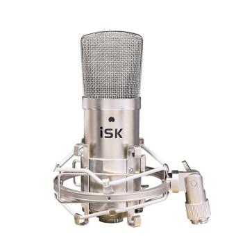 ISK BM-800 Condenser Recording Studio Music Create Broadcast Microphone (Intl)