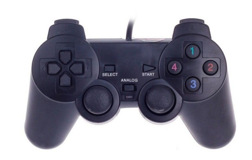 harga 2014 New Wired USB 2.0 Game Controller with Shock Joystick Gamepad for Pc Computer Black game pad 1pc/lot Free (Intl) Lazada.co.id