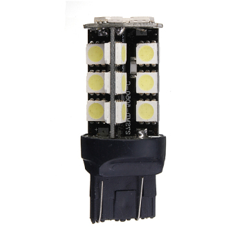 Ampoule T20 7440 And 7443 27 Leds 5050 SMD Canbus Anti Erreur ODB Lampe 12V