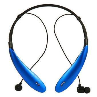 HBS800 Stereo Wireless Bluetooth Sport Earphone Headset (intl)
