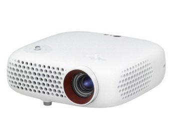 LG PW600G Portable LED Projector with Builin Digital TV Tuner HDMI - Intl