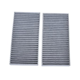 POTAUTO MAP 1004C Heavy Activated Carbon Car Cabin Air Filter Replacement compatible with ACURA, HONDA