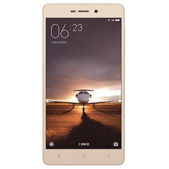Xiaomi Redmi 3 - 4G LTE - Dual Sim - 16GB - Emas