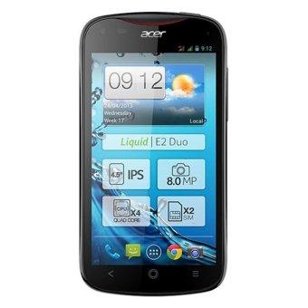 Acer V370 Liquid E2 Resmi - 4GB - Hitam