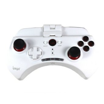 Ipega PG-9025 Wireless Gaming Joystick Gamepad Controller (White) (Intl)