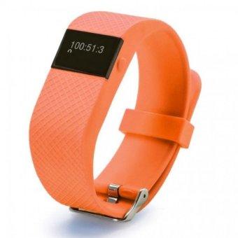 Fitness Activity Tracker Waterproof Wristband TW64S Smart Watch(orange) (Intl)