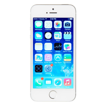 Refurbished Apple iPhone 5S - 64 GB - Silver - Grade A