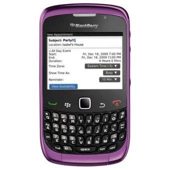 Blackberry 9330 CDMA - 512MB - Ungu