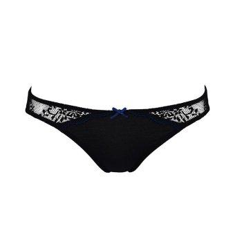 Wacoal Fashion Panty - IP 4393 - Hitam