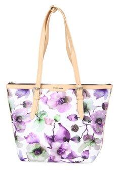 harga Hush Puppies Tas Wanita Charity Tote Bag White (L) Lazada.co.id